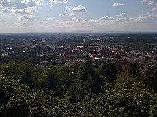 Blick vom Turmberg auf Karlsruhe - panoramio.jpg