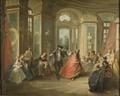 Blind Man's Buff (Nicolas Lancret) - Nationalmuseum - 17847.tif