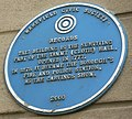 Blue Plaque, Cliff Parade, Wakefield - geograph.org.uk - 284484.jpg