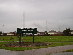 Blue Ridge, Houston - Blueridge Park