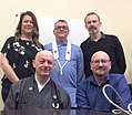 Board of the Irish Buddhist Union.jpg