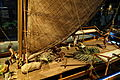 Boat model - National Museum of Nature and Science, Tokyo - DSC07783.JPG