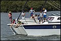 Boats Cabbage Tree Creek Shorncliffe Race Day-12 (26014605806).jpg