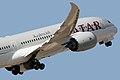 Boeing 787-8 Dreamliner Qatar Airways A7-BCA (9387136072).jpg