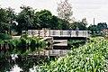 Boggart Lane Swing Bridge, Rochdale Canal - geograph.org.uk - 847121.jpg
