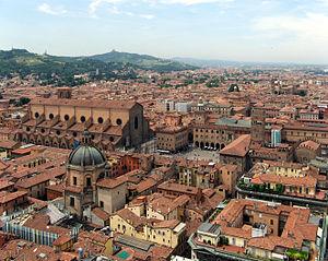 San Petronio, Piazza Maggiore and Palazzo d'Ac...