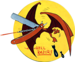 Bombing Squadron 81 (United States Navy) insignia, 1944.png