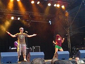 Bonde do Rolê - Bonde do Rolê performing in Oslo, Norway