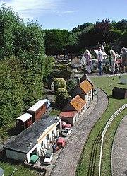 Bondville Miniature Village, Sewerby