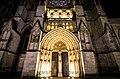 Bordeaux, cathédrale, portail principal.jpg
