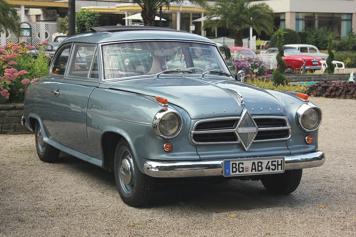The End of the Twins Cycle - Page 20 1200px-Borgward_Isabella%2C_Bj._1957-58_%282014-08-31_6793%29