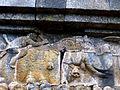 Borobudur - Lalitavistara - 016 S, The King goes to meet the Queen (detail 1) (11247712265).jpg