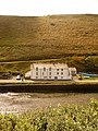 Boscastle, harbourside home - geograph.org.uk - 1466271.jpg