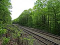 Boston & Albany -- Chester MA 12 Straight section of track.jpg