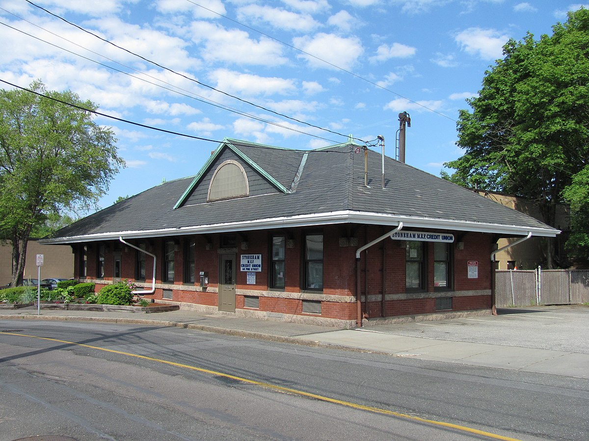 stoneham railroad depot wikipedia
