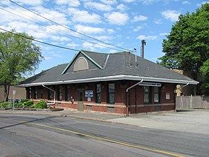 Stoneham Railroad Depot - Stoneham Railroad Depot