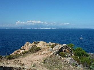 Strait of Bonifacio - Image: Bouches de Bonifacio