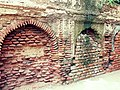 Boundary arches - Shrine of Mahabat Khan, Lahore.jpg