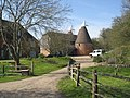 Bourne Farm Oast, Bourne Lane, Sandhurst, Kent - geograph.org.uk - 393562.jpg