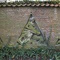 Bouwfragmenten - wimbergfragmenten afkomstig van de pandhof van de Domkerk - Wimbergreliëf 1, oostvleugel pandhof, 1e travee vanaf het noorden - Utrecht - 20416130 - RCE.jpg