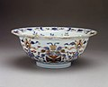 Bowl with coat of arms of the Horsmanden family MET ES7967.jpg