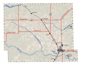 Box Butte County, Nebraska - Box Butte County