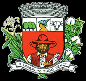 Presidente Prudente, São Paulo - Image: Brasão de Pres. Prudente, SP