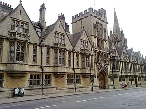 Arthur Evans - Brasenose College