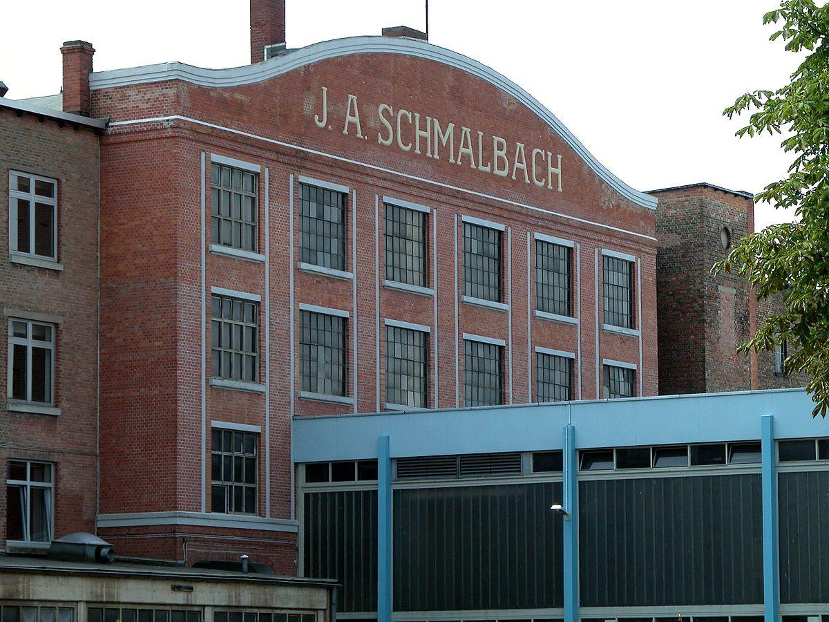 Schmalbach lubeca wikipedia for Wohndesign gmbh braunschweig