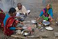 Breakfast Preparation - Gangasagar Fair Transit Camp - Kolkata 2016-01-09 8417.JPG
