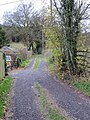 Bridleway up the hill - geograph.org.uk - 1591873.jpg