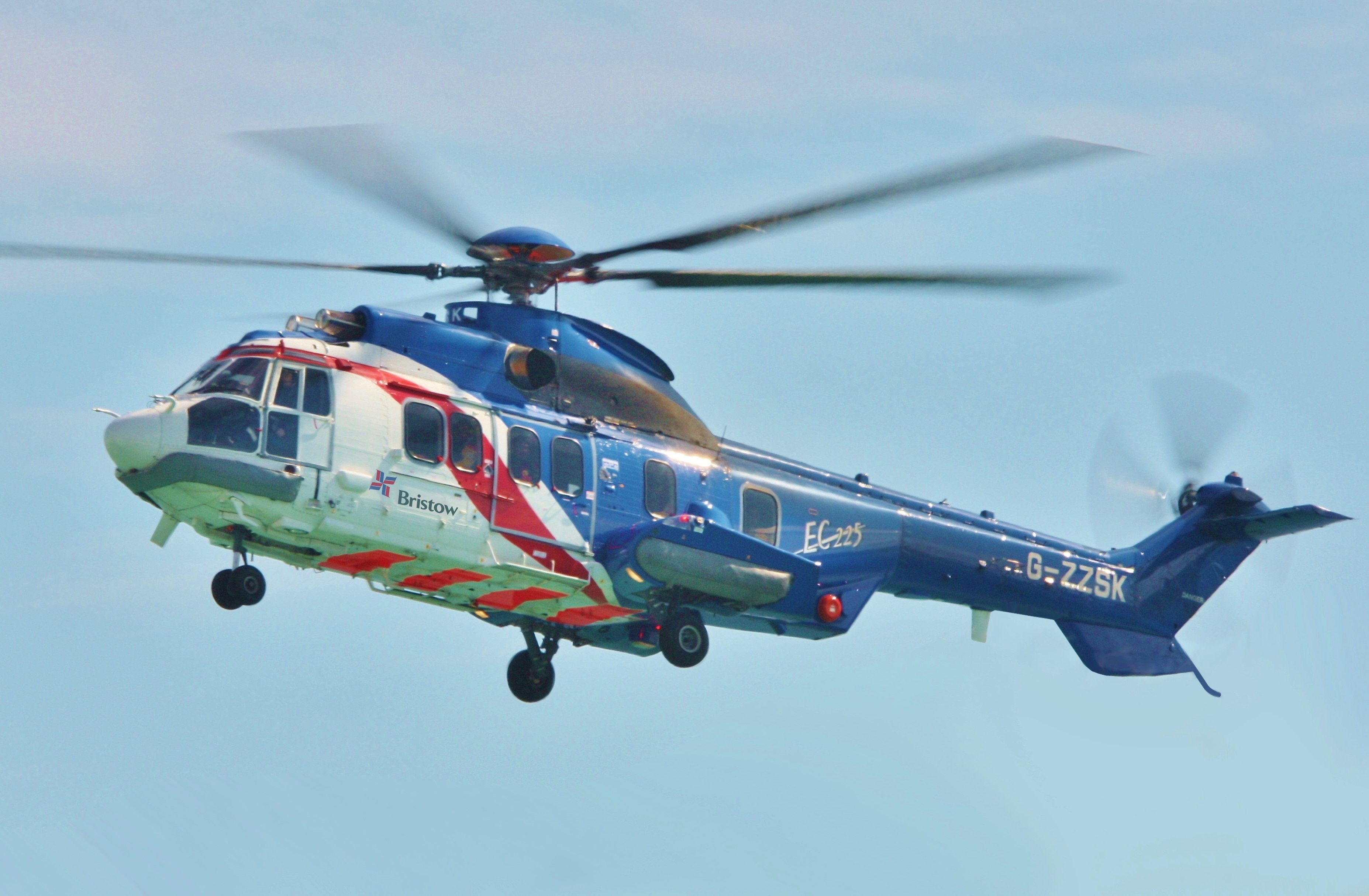 Eurocopter EC225 Super Puma - The complete information and online