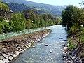 Brixen, Mündung der Rienz in den Eisack, 1.jpeg
