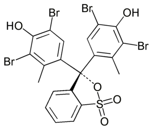 Triphenylmethane - Bromocresol green