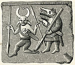 Woodcut in higher resolution (6.9 Mpx)