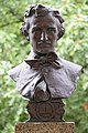 Bronx Community College - Hall of Great Americans - Edger Allen Poe.jpg