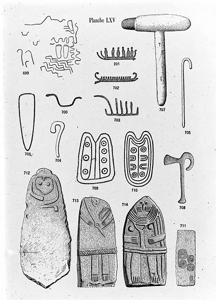 File:Bronze Age sculpting on megaliths, Scandinavia, Orkney Wellcome M0015050.jpg