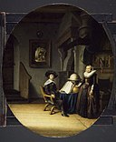 Brooklyn Museum - Burgomaster Hasselaar and His Wife - Gerrit Dou.jpg