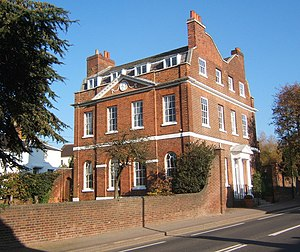 Grade II* listed buildings in Reigate and Banstead
