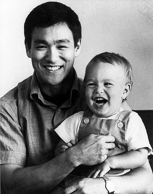 Bruce Lee - son