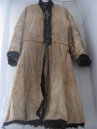 Kozhukh - Kozhukh in the Buchach Museum
