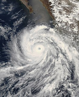 Hurricane Bud (2018) Category 4 Pacific hurricane in 2018