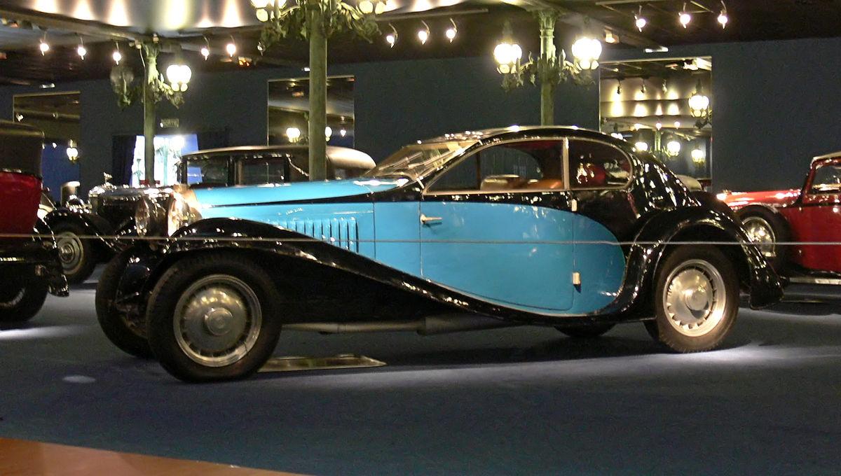 Classic Cars Bugatti