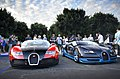 Bugatti Veyron vs Bugatti Veyron Vitesse (10107122064).jpg