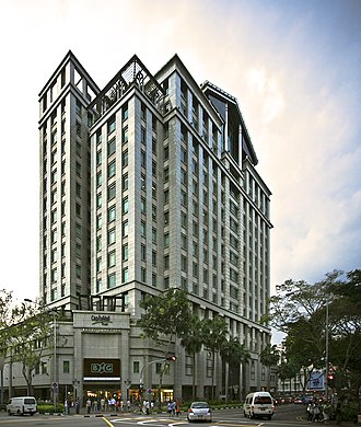 Urban Design Group - Bugis Junction, Singapore