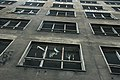 Building with broken windows in East Berlin, January, 2017.jpg