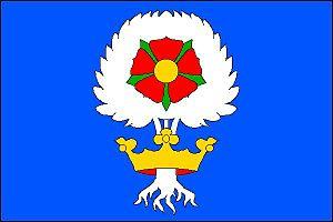 Bukovice (Náchod District) - Image: Bukovice (okres Náchod) vlajka
