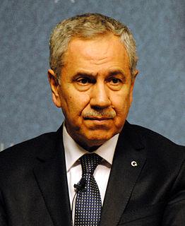 Bülent Arınç Turkish politician
