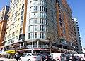 Bulvar Evleri , Yıldırım Beyazıt Caddesi - panoramio.jpg