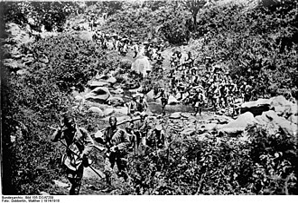 Battle of Lioma - Adams